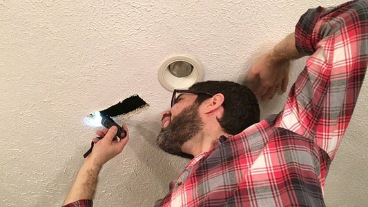 Inspect for the Leaking Pipe