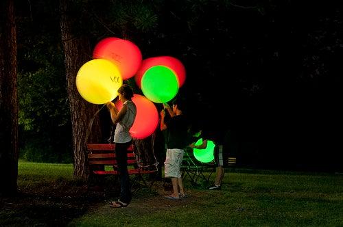 Air Quality Balloons