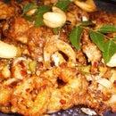 hot butter cuttlefish