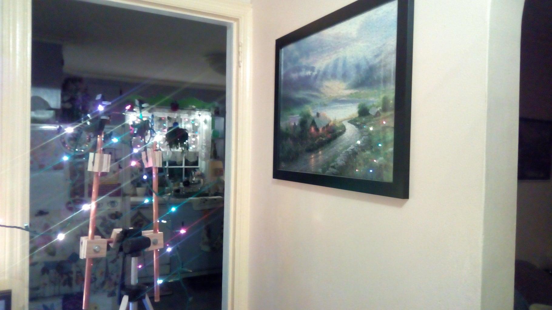 Use It to Hang Christmas Lights