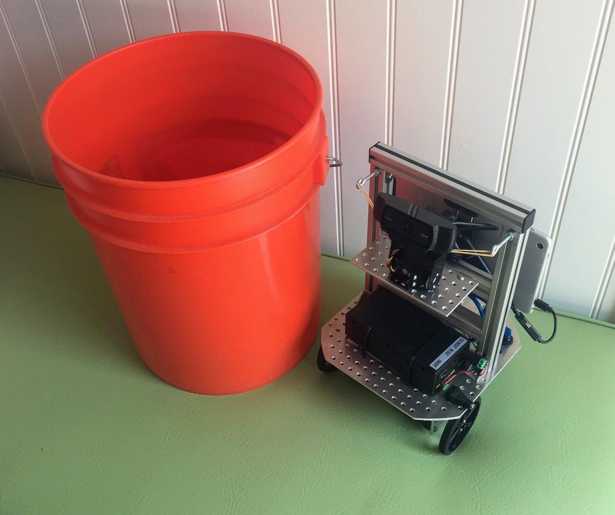 Bucket Bot 2