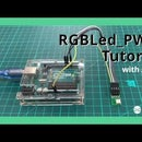 How to Use RGBLed_PWM With SkiiiD
