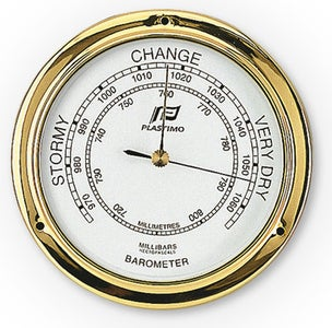 Comparison to a Conventional Analogue Barometer