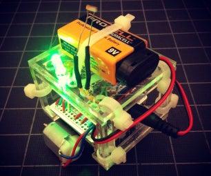 BristleSwarm: Explorations Into Swarm Robotics