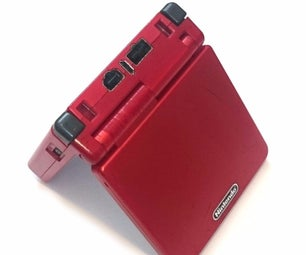 GBA SP Micro USB Charger Mod