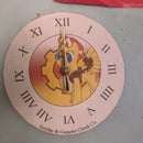 Time Sprocket Custom Clock