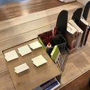 DIY Cardboard Organization Device