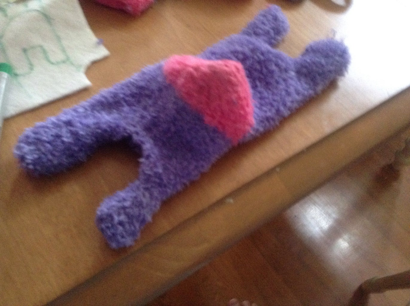Sewing the Body+Head