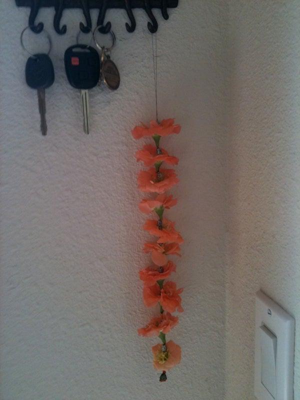 Make an Easy Flower Chain