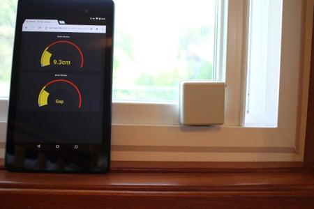 """Analog"" Window Sensor"