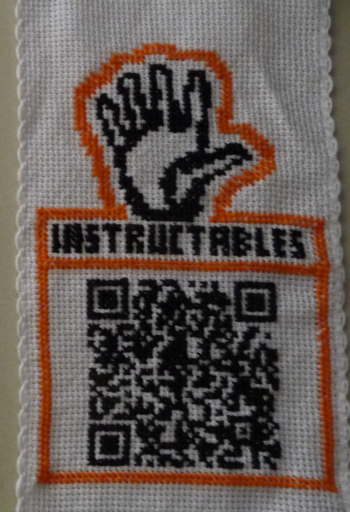 Make an instructables patch to apply to your projects