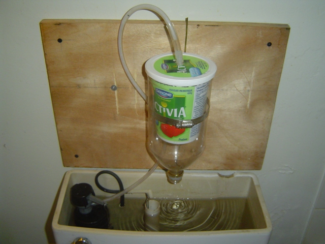 Toilet Tank Bean Sprouter