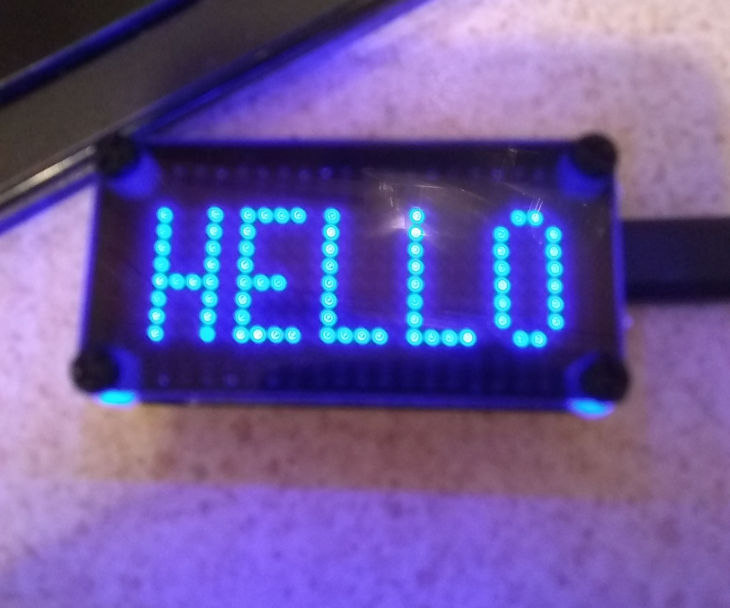 4 Projects in 1 Using DFRobot FireBeetle ESP32 & LED Matrix Cover