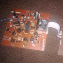 PURE SINE WAVE INVERTER WITH LED AND LCD