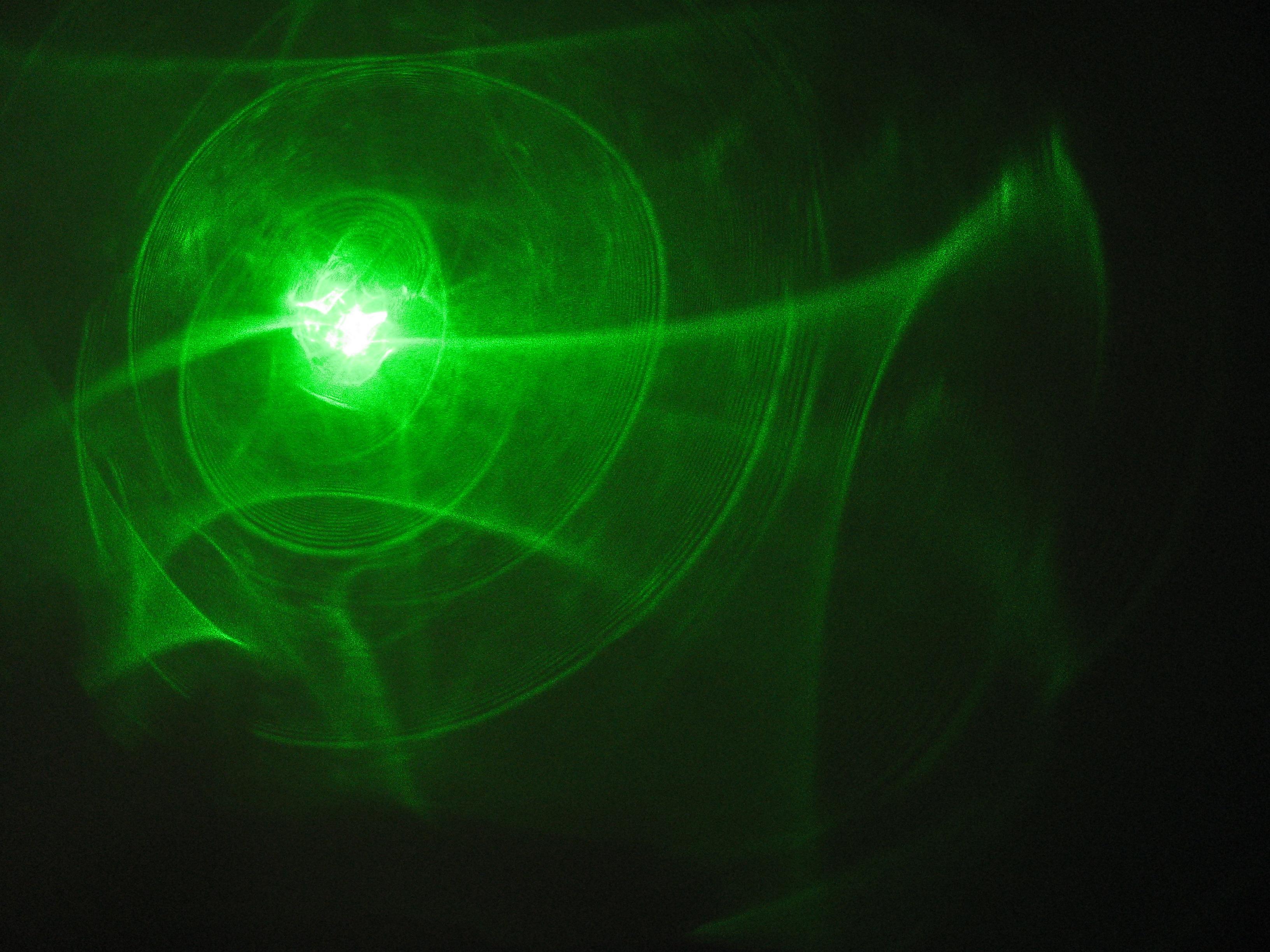 Simple Laser Show