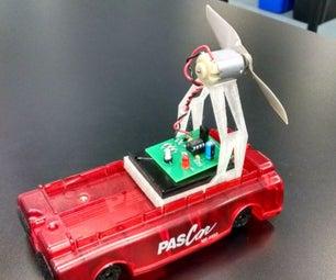 Physics Fan Cart