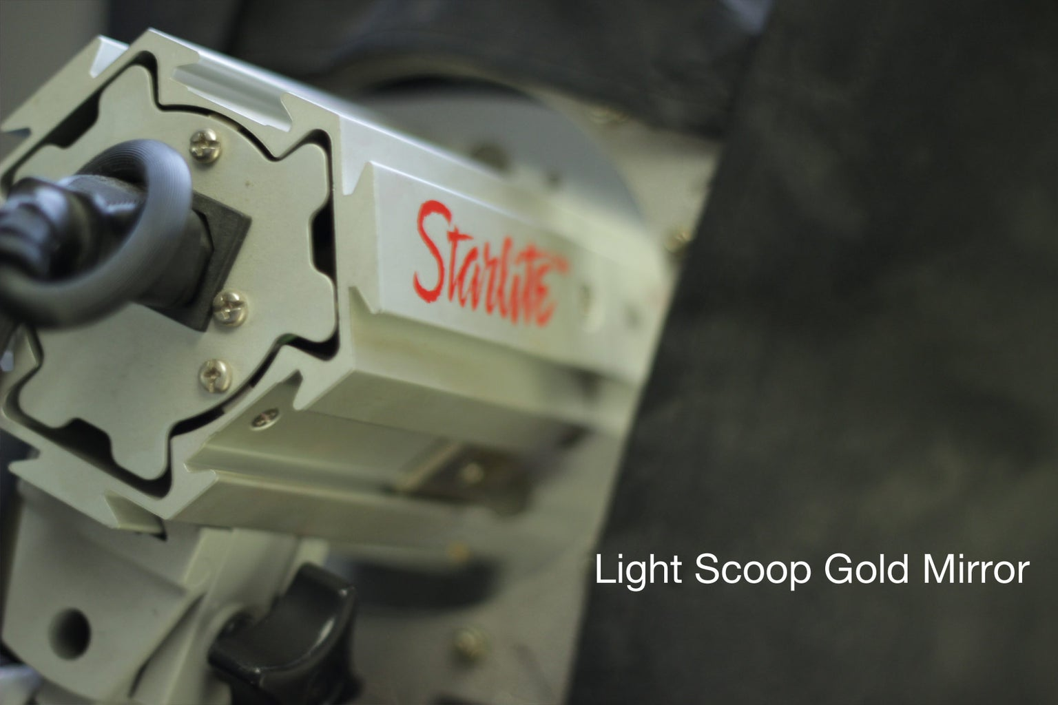 DIY Light Scoop Template