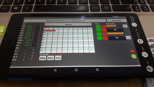HMI Y Android