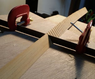 Easy Hack to Cut Almost All the Way Through Wood