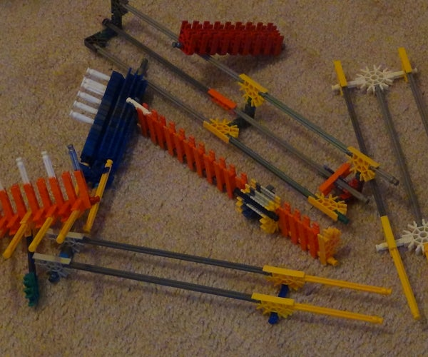 Knex Ball Machine Paths Official Guide