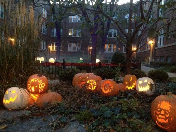 Singing Pumpkins, Hologram Ghost Face & More!