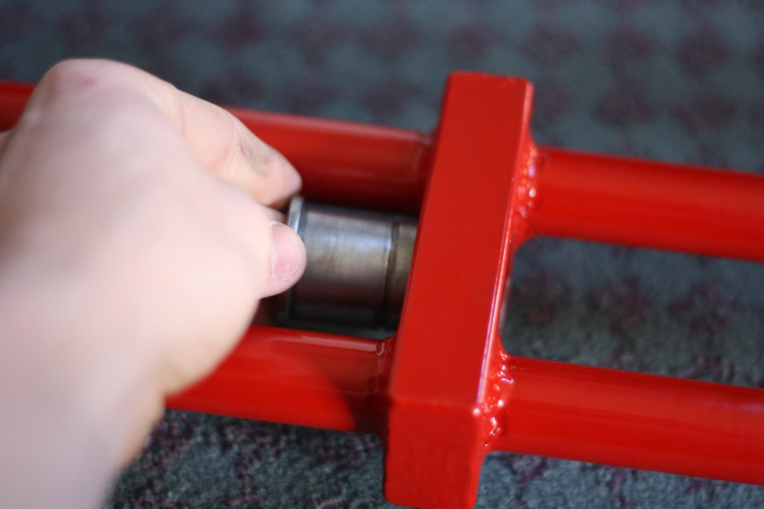 Install the Bearings