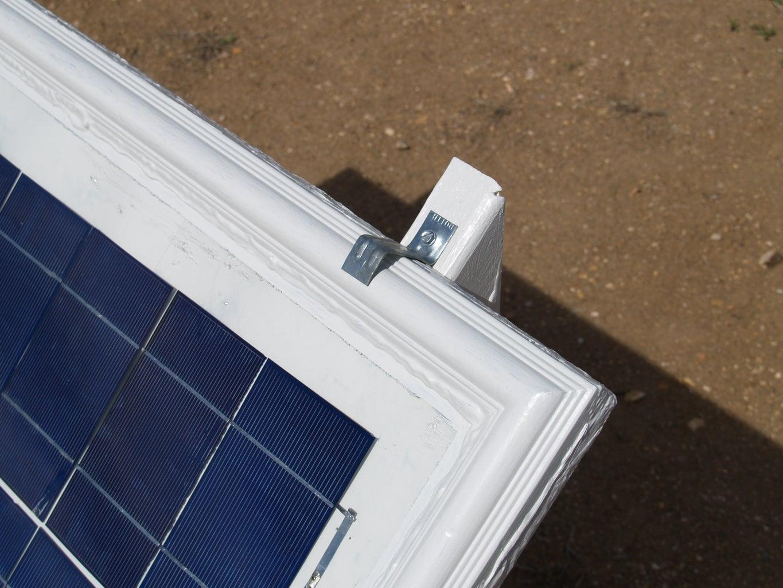 Solar Panel Setup Around $100