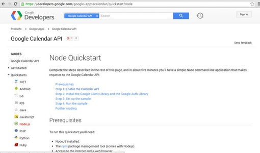 Set Up and Configure the Google Account
