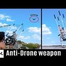 Homemade Drone Catcher