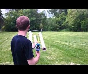 Tennis Ball Launcher