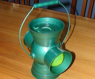 How to Make a Green Lantern Power Battery (Hal Jordan's)