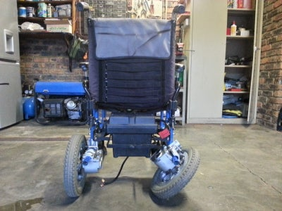 Death of the Wheelchair Project