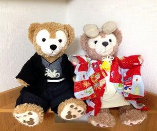 Japanese Clothes; KIMONO