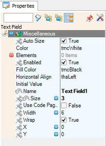 In Visuino ADD and Set Components