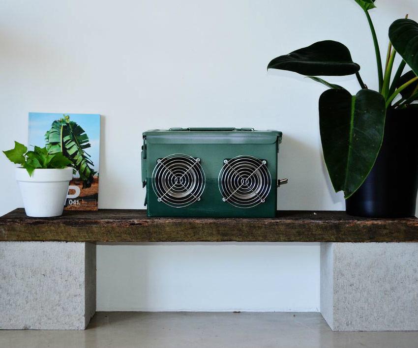 AMPLFY - The Coolest DIY Speaker Ever!