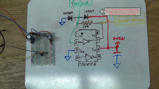 Prototype the First Circuit on the Breadboard