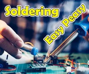 Soldering Easy Peasy
