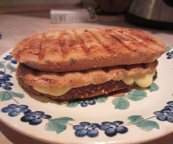 Big Mac Style Toastie