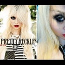 Make Up by RAMTB2* punk rock make up (this is how I do the pretty reckless) *