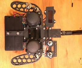 3D Printed Arduino Based RC Transmitter