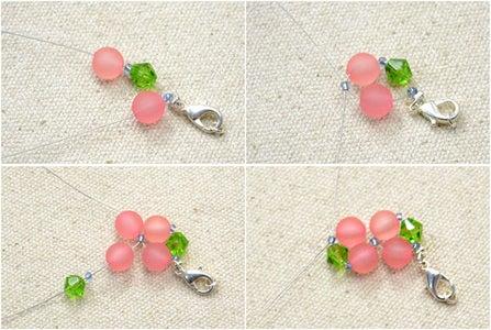 Make the Bead Flower Bracelet Pattern