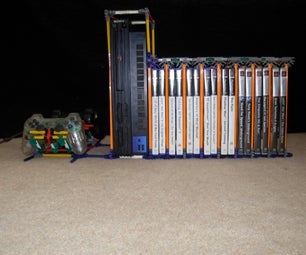 PS2 All in One Holder Thingy ( NOT FOR USE WITH PS2 SLIM)