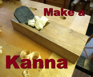 Kanna - Japanese Woodworking Plane