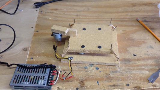 Adding Suspension Mechanism