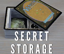 Nerdy Secret Storage
