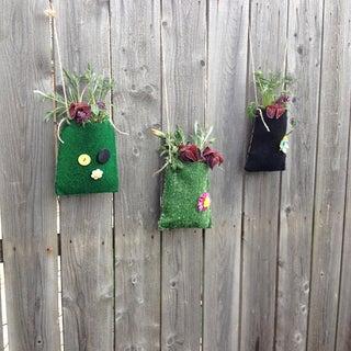 Practically Free Planter Pouches