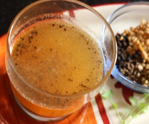 Home-brew for Cold and Digestion