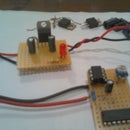 Electronics projects using scavenged parts
