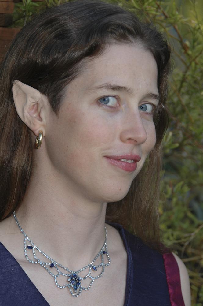 How to Apply Elf Ears