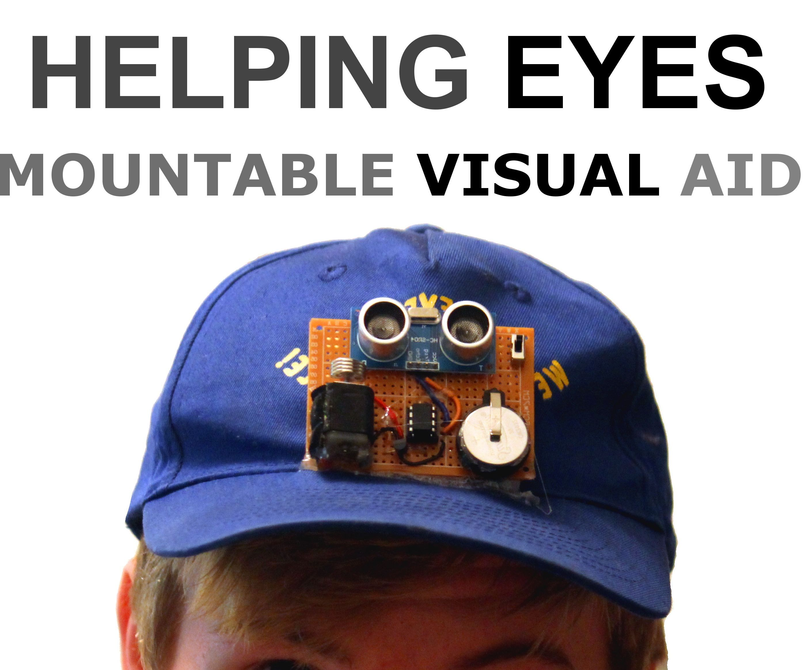 Helping Eyes (Mountable Visual Aid)
